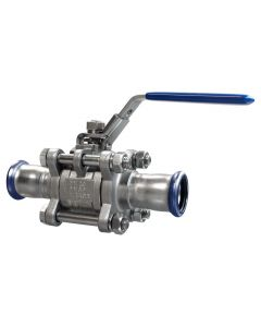 3 Piece Ball Valve Adaptor Ends