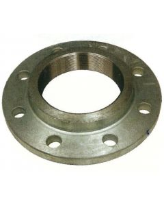 DIN Galvanised Screwed Flanges - EN 1092-1