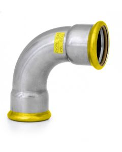 316L Gas Elbow 90° short radius 1.2d